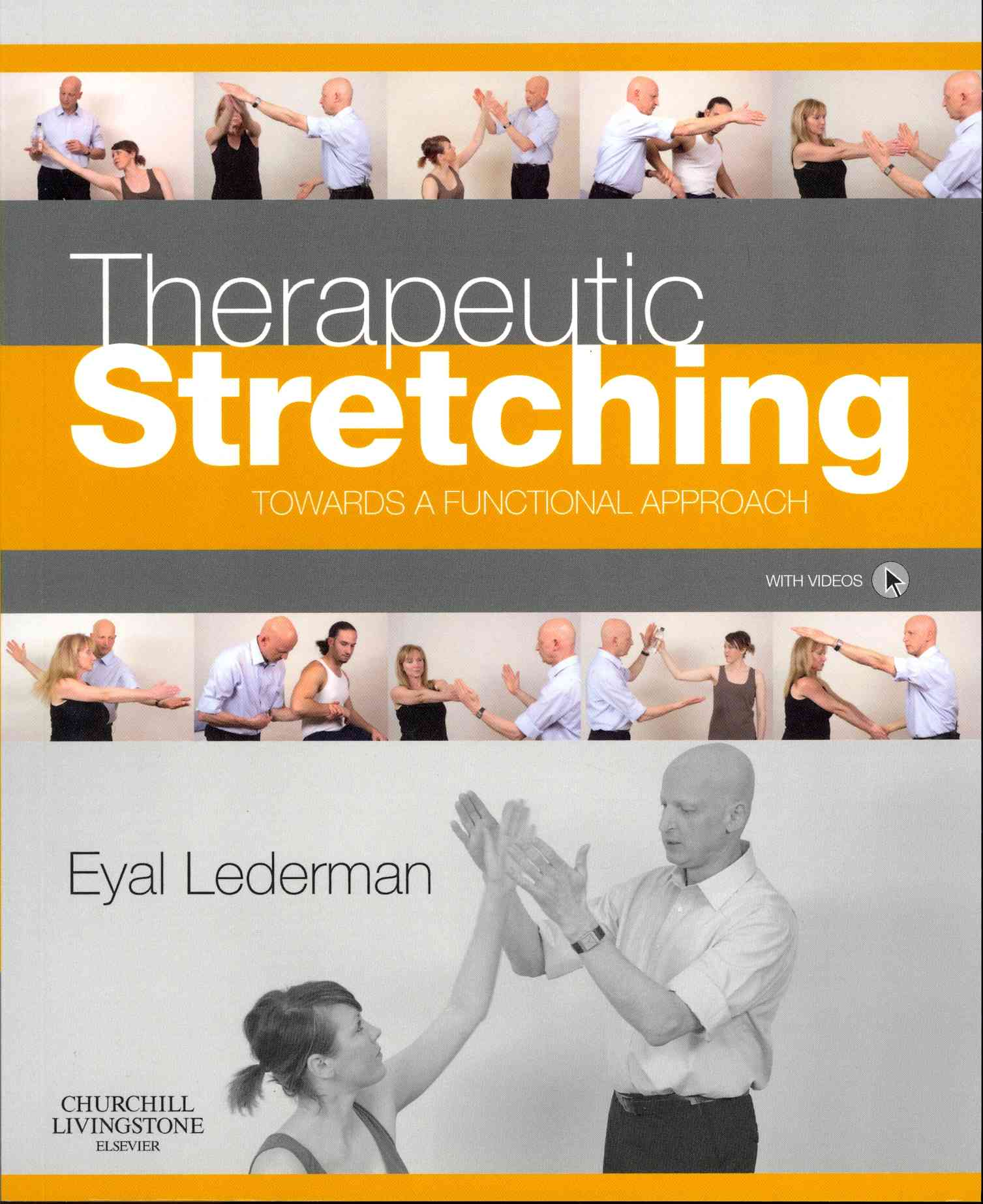 Therapeutic Stretching By Lederman, Eyal (EDT)
